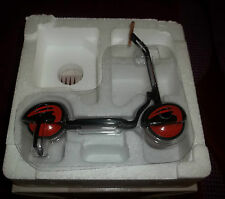 Hallmark Sidewalk Cruisers 1939 Garton Batwing Scooter Mint In Box