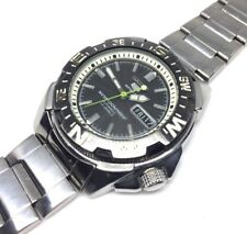 Seiko 5 Sports 7S36-00Y0 automatic watch s/n621332 , running condition     -2768