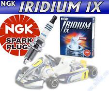 NGK IRIDIUM IX CANDELA CRG wtp60 WTP 60 GOKART KART