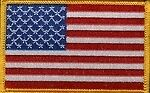 United States of America Patch / United States Flag USA