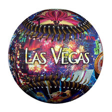 Las Vegas Night Souvenir Baseball