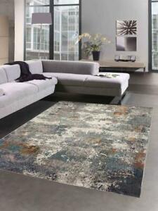 Alfombrilla por Interiores y Exteriores Diseño Abstracto Balcón Terraza Salón