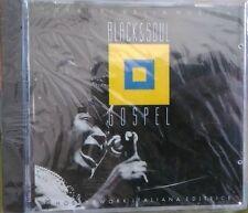 CD - I GRANDI DELLA MUSICA BLACK & SOUL - GOSPEL