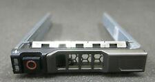 "Dell PowerEdge PowerVault SSD/SAS/SATA 2.5"" Hard Drive Caddy Tray 0G176J G176J"