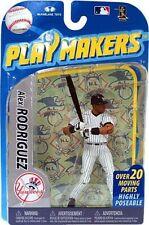 Alex Rodriguez New York Yankees Playmakers Figure NIB MLB A-Rod 2010 Yanks NY