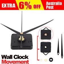 Silient DIY Quartz Movement Repair Parts Wall Clock Motor Mechanism Long Spindle