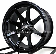 18X9 5x108 STR 903 GLOSS BLACK FORD JAGUAR VOLVO