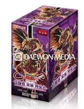 """Yugioh cards """"Dimension of Chaos"""" Booster box / Korean Ver / 40 Booster pack"""