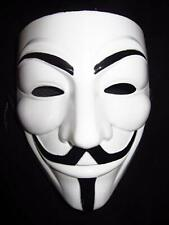 V for Vendetta Anonymous Film Guy Fawkes Face Mask Halloween Cosplay