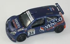 RENAULT CLIO S1600 CECCATO RALLY BASSAN 2016 1/43 SCALE DECALS ONLY NO MODEL CAR