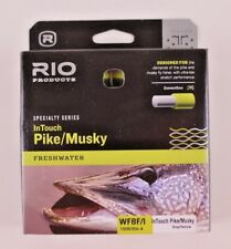 Rio InTouch Pike Musky Fly Line WF8I Free Fast Shipping 6-21036