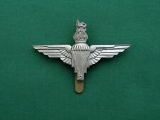 "The Parachute Regiment ""KC"", Post WW2, Genuine British Army Military Cap Badge"