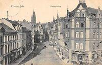 CPA ALLEMAGNE ESSEN a.Ruhr STEELERSTRASSE