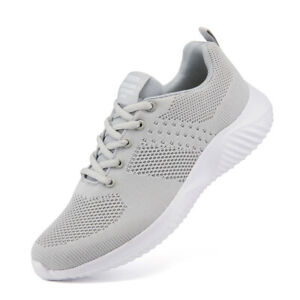 Mens Outdoor Running Sports Gym Jogging Fitness Casual Fashion Sneakers Shoes D