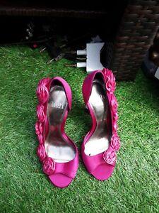 Faith Pink High heels Size 3