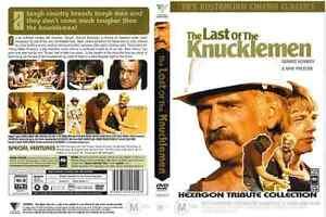 The Last Of The Knucklemen DVD