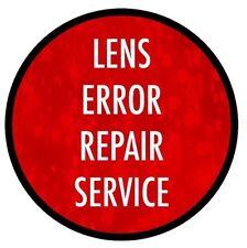 Canon PowerShot S95 S100 S110 Lente-Errore Riparazione Fix
