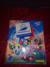 Panini FIFA World Cup 1998 France Sticker-Album *KOMPLETT*