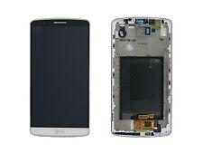 Genuine LG G3 D850, D855, LS990 Silver LCD & Touch Screen - ACQ87190301