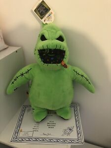 Brand New With Tags Build A Bear Oogie Boogie With Sound Nightmare Christmas