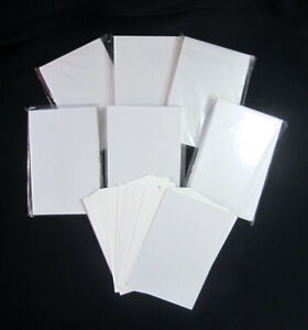 """350 sheets 4""""x6"""" photo paper - 7 packs of 50 each, open box, no brand"""