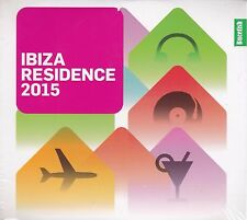 Ibiza Residence 2015 CAJA DE CARTON 3CD New Nuevo Sealed