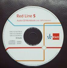 Klett Red Line 5 Englisch Audio-CD 9. Klasse Realschule Hessen