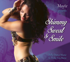Mayte presents Shimmy, Sweat & Smile: Belly Dance Music to Make You Move 2018