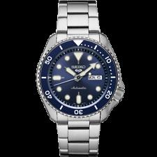 Seiko 5 Sports 24-Jewel Automatic Watch - Blue