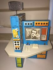 Six Million Dollar Man Mission Control Center Playset 1976 Vintage Kenner