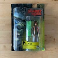 Planet of the Apes Ari Action Figure - Hasbro, 2001 NIB