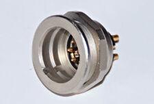 Miniatur-Rundsteckverbinder, 6-polig, Push-Pull, Einbaustecker BINDER Serie 440