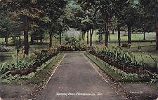 Victoria Park PETERBOROUGH Ontario Canada 1911 Valentine Postcard