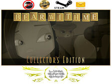 Bear With Me - Collector's Edition PC Digital STEAM KEY - Region Free