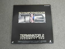 Terminator 2 Judgment Day - Laser Disc - JAPAN LD