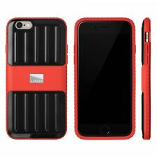 BodyGuardz Lander Powell Red Military Grade Cover w/ Travel Case for iPhone 6S 6
