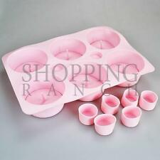 Cupcake with Centers Silicone Pan Mould