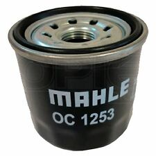 MAHLE Spin On Oil Filter OC1253 - Fits Chevrolet, Daewoo, Opel & Vauxhall