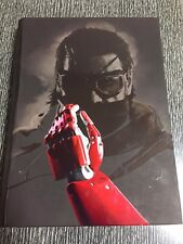 Metal Gear Solid V: The Phantom Pain - Complete Official Guide Collector's Ed HC