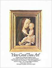 How Great Thou Art, New, Music Sales Corporation Book