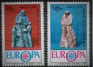 EUROPA CEPT 1976  - TURKISH CYPRUS  MNH
