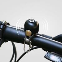 Fahrradklingel Fahrradglocke Lenker Klingel Fahrrad Glocken Schwarz Ultra-l D4V6