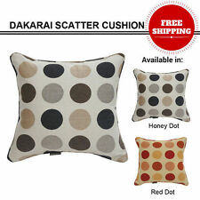 Circles Not Personalised Decorative Cushions