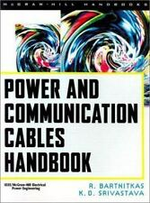 Power and Communication Cables Handbook (Professional Engineering)-ExLibrary
