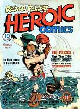 Golden Age Reg'lar Fellers Heroic Comics on DVD