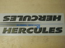 Original Hercules cadre-décor autocollant uv /& résistant aux intempéries absolument rare!