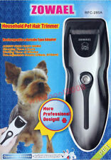Household Rechargeable Pet Hair Trimmer Clippers, More Professional Design