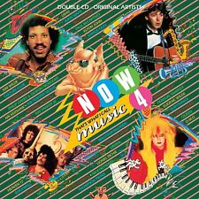 NOW THAT'S WHAT I CALL MUSIC 4 [2 CD] NEW & SEALED