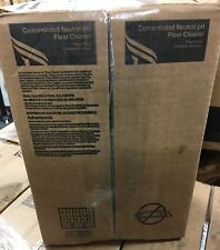 Ecolab PureForce 8000041 Concentrated Neutral pH Floor Cleaner 2.5 Gallon