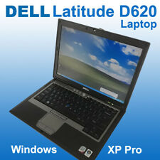 Dell Latitude D620 Laptop Core Duo Windows XP Pro 1.667 GHz 500 GB HD 2 GB Ram